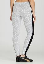 PUMA - Printed T7 Legging White