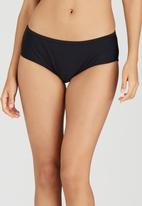 PIHA - Boyleg Bikini  Bottoms Black