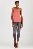 ONLY - Geggo Easy Fit Tank Top Mid Pink