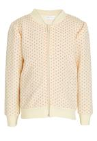 See-Saw - Quilted Bomber Yellow