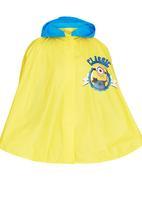Character Fashion - Minion Rain Poncho Blue