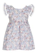 POP CANDY - Printed Floral Dress Multi-colour