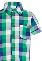 See-Saw - Check Shirt Multi-colour