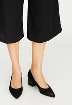 edit - Smart Culottes Black