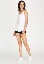 OTG - OTG Dream Stream Vest White