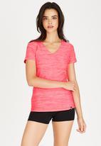 OTG - OTG Athlete Tee Mid Pink