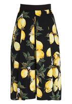 Cheryl Arthur - 1950`s Skirt Multi-colour