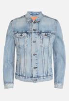 Levi's® - Denim Trucker Jacket Blue