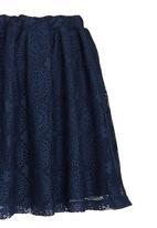 Rebel Republic - Anglaise Skirt Navy