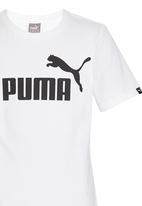 PUMA - ESS No-1 Tee Puma White White