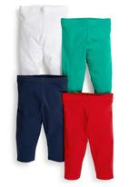 Next - Cropped leggings 4-pack Multi-colour