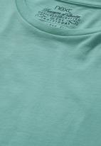 Next - Crew neck tee in Turquoise