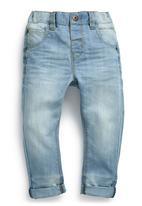 Next - Bleach Skinny Jeans Pale Blue