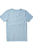 Next - Crew-neck Tee Pale Blue