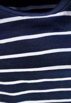Next - Stripe Tops 4-Pack Multi-Colour