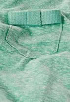 Next - Peplum Tunic Light Green