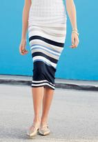Next - Tube Skirt Multi-colour