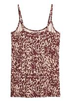 Next - Slinky Vest Animal Print