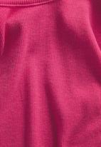 Next - Scoop Vest Pink