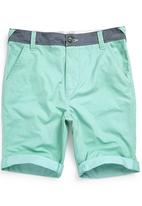 Next - Chino Shorts Light Green