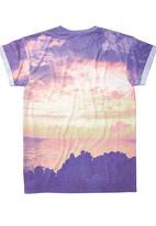 Next - Ibiza-print T-shirt Multi-colour
