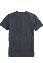 Next - Granddad T-shirt Dark Grey