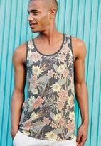 Next - Floral-print Vest Multi-colour