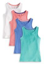 Next - Vests 4-Pack Multi-colour