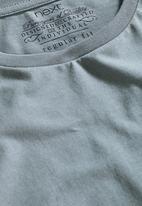 Next - Crew-neck T-shirt Grey