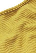 Next - Scoop Vest Yellow
