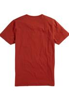 Next - Grandad T-shirt Brown
