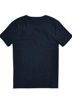 Next - V-neck T-shirt Navy