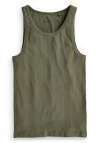 Next - Khaki Vest Green
