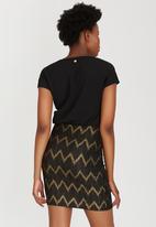 ONLY - Shimmer Cocktail Dress Black