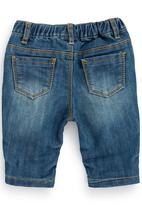 Next - 5-Pocket Denim Jeans Mid Blue