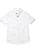 Next - Linen Shirt White