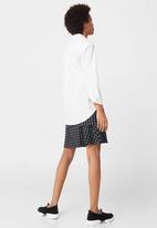 MANGO - Long Sleeve Shirt White
