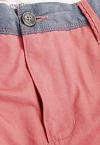 Next - Chino Shorts  Coral