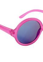 Next - Round Sunglasses Mid Pink
