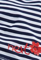Next - Ladybird Print Sunsafe Suit Multi-Colour