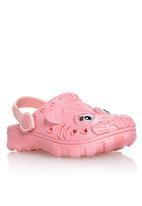 Next - Pink Cat Sandal Pale Pink