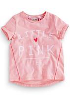 Next - T-Shirt Pale Pink