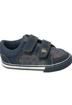 Next - Double Strap Shoes Navy