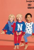 Next - 3-Pack Star Pyjamas Multi-Colour
