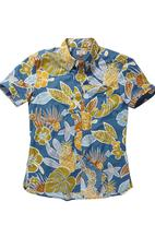 Next - Hawaii floral print shirt Multi-colour