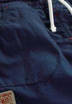Next - Lined Pull on Joggers Navy