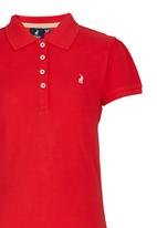 POLO - Lilian Golfer Dress Red