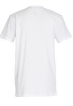POLO - Rick  Crew Neck Tee White