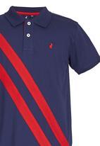 POLO - Warren Golfer Navy
