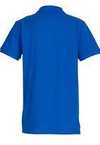 POLO - Austin Royal Blue Golfer Mid Blue